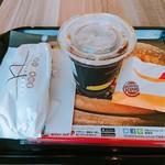 バーガーキング - クラシックホットドッグ  コンビ     ¥290