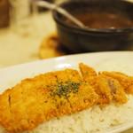 Cray pod curry Ohmiya Seiuemon - 豚ロースカツカレー¥1,000
