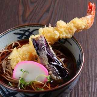 大えび天ぷら