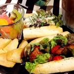 プラマイナ セカンド - 2種類の味のサンドイッチセット