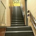 マクドナルド - 長い階段