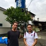 47都道府県の日本酒勢揃い 夢酒 - 【東京都】屋守酒造訪問
