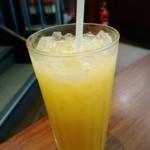 ドトールコーヒーショップ - ドリンク写真:ピーチミックスジュース   M   ¥410