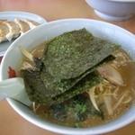 山岡家 - 味噌ねぎチャーシューメン 930円