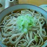 小太郎そばや - 冷かけ蕎麦