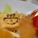 カルカッタ カフェ - 料理写真:卵焼きに焼印が可愛い♡