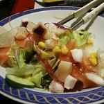 56702055 - 海鮮サラダ