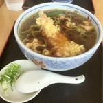 富士見東家 - 料理写真:天かしわ