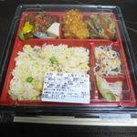 シャンハイデリ - 柿安 上海デリ弁当¥675(セール価格・通常¥751)