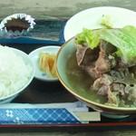 うまんちゅ - 料理写真:『ほねじる』2016年9月吉日