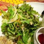 グルトンヌ - 生野菜サラダ