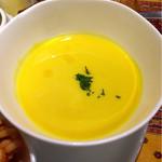 グルトンヌ - 冷製かぼちゃスープ