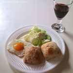 TOKYO BREJEW HOUSE - パーベイクのパンを冷凍した状態で ルクセンブルグから輸入したパン 16.9月