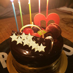 バッテンよかとぉ - ケーキ登場