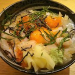 56707962 - ランチ:甘海老&真鯛漬け丼