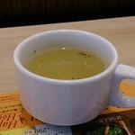 ガスト - 薄ーいスープ