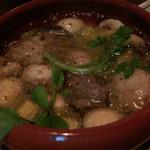 寿シーフード - 牡蠣のアヒージョ