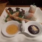 Vietnamese-Japanese Dining Bar ぽんぽこ - 春巻き