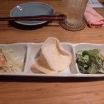 Vietnamese-Japanese Dining Bar ぽんぽこ - えびせんなど