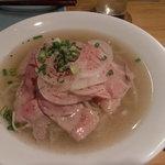 Vietnamese-Japanese Dining Bar ぽんぽこ - 牛肉のフォー