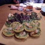 Vietnamese-Japanese Dining Bar ぽんぽこ - たこ焼きみたいな・・・