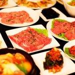 コサリ - 3種類から選べるコース料理もご用意しております。