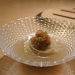 焼肉 銀座 コバウ - キムチ冷麺