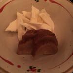 KOU - いぶりがっこクリームチーズ