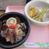 ケンちゃん食堂 - 料理写真:【KSS(ケンちゃん・ステーキ・スペシャル) 1000円】