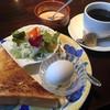 アレーナ - 料理写真:ブレンドコーヒー400円とモーニング
