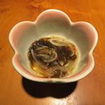 波平キッチン - お通し300円(税別)