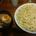 56716008 - 特製つけ麺 ひやもり大盛(1150円)