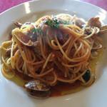 ラ・リチェッタ - 料理写真:ボンゴレ ロッソ