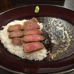 100時間カレー B&R - 「牛カツカレー」990円