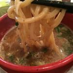 山麺 - リフト