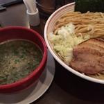 山麺 - つけ麺だぉ