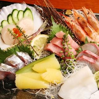 新鮮食材!魚のプロが選ぶ吉池
