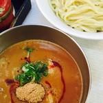 フジヤマ 55 - 牛ホルモンつけ麺