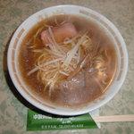 蒼竜 - 料理写真:醤油ラーメン(葱抜き)