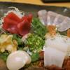 楽処 たかはし - 料理写真:御造り盛り合わせ『3500円コース』