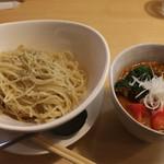 56735793 - ◉2016/09/09/FRI #194 @トマトカレーつけ麺 ¥780