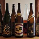 祐天寺ひろば 向日葵 - 季節ごとにお酒を入荷いたします!当店じまんのお料理とご一緒にお試しあれ!