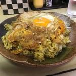 ゼニヤ - 料理写真:トルコライス(中盛り)