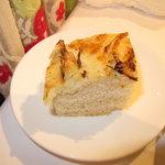 リストランテ モン - オニオンのパン