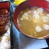 しなの寿司 - 料理写真:厚揚げの味噌汁