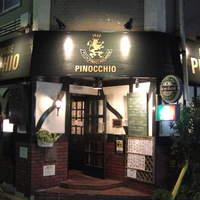 ピノッキオ - ピノッキオ外観