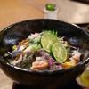 和らぎ亭 しまや - 料理写真:秋限定 豪華秋刀魚丼