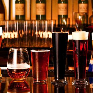 何度通っても新発見!ビール全50種類を楽しめるビアバル
