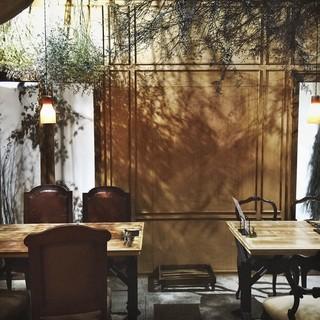 心地よい空間で贅沢な時を過ごす、特別な日のお食事にぴったり