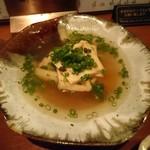 食堂 ニコラ - 京都のおあげさん